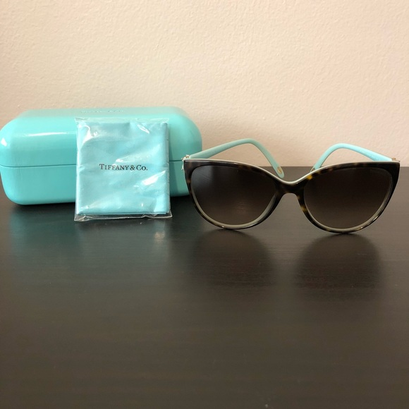 d31c17607cb Tiffany Victoria Cat Eye Sunglasses. M 5bbeac81d8a2c794b4b4f66e. Other  Accessories ...